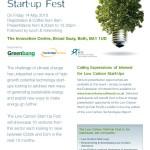 digital pdf flyer design