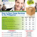 removals leaflet design