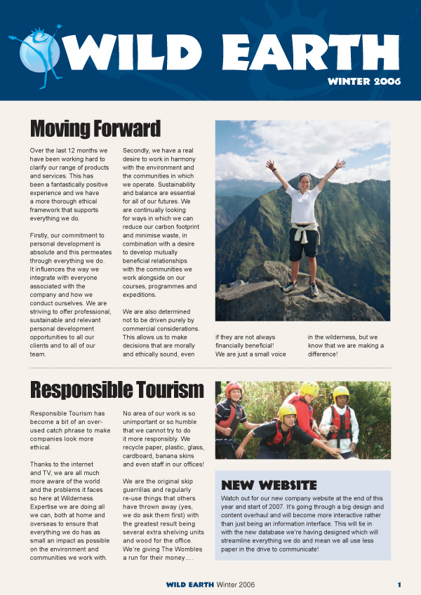 Awesome Company Newsletter Gallery  Best Resume Examples For Your