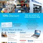 marketing leaflet design