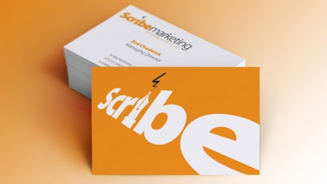 Scribe Marketing Corporate Identity Design