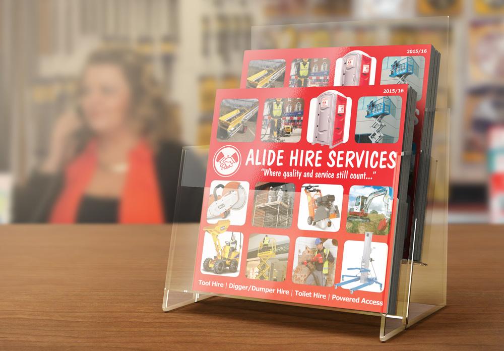 Alide Hire 2015 Catalogue