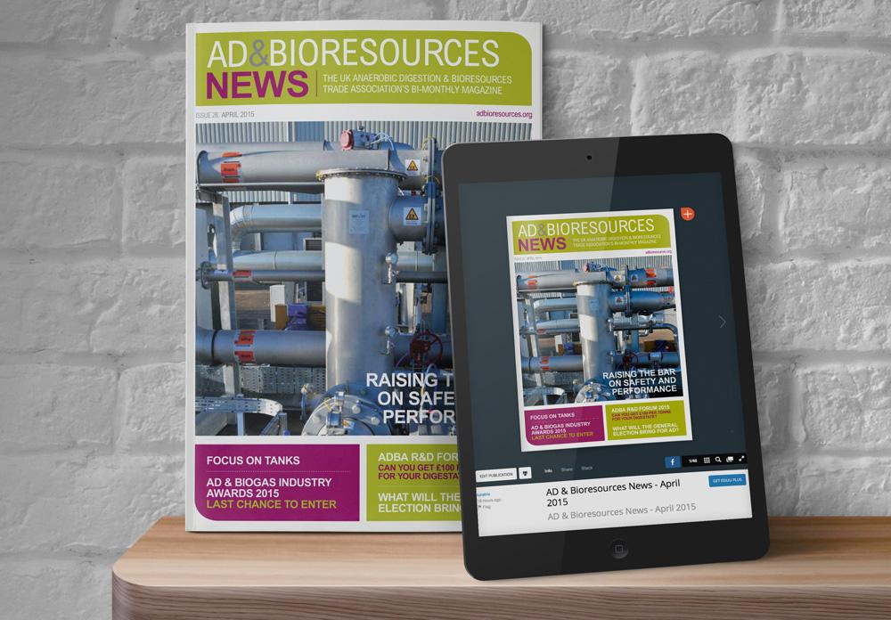 AD & Bioresources News April 2015