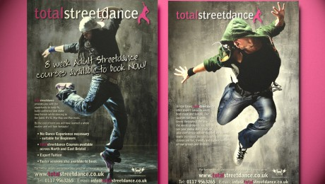 Streetdance Classes Flyers and Poster Design