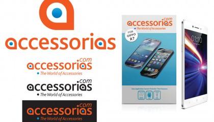 Mobile Accessories Company Branding