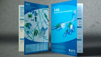 AMS medical spec leaflets