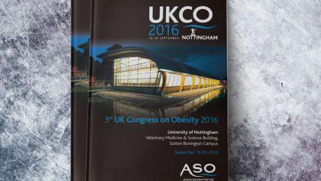 UKCO 2016 Logo and Event Guide Design