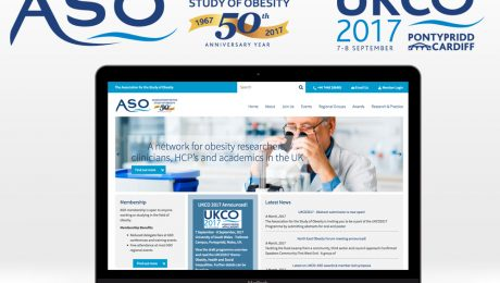 ASO 50th Anniversary Logo Design