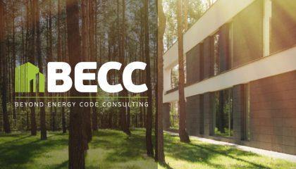 BECC Net Zero Energy Buildings Logo