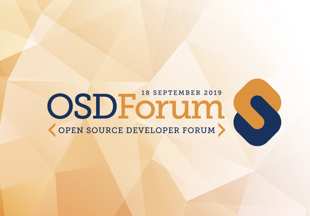 Open Source Developers Forum Logo Design - Lunatrix Design