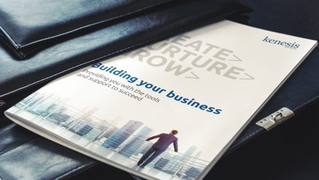 Kenesis Consulting – Business Brochure Design