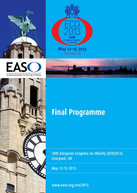 event guide programme design