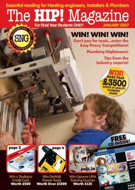 plumbing magazine