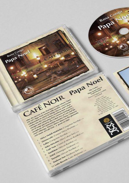 CD Artwork Design