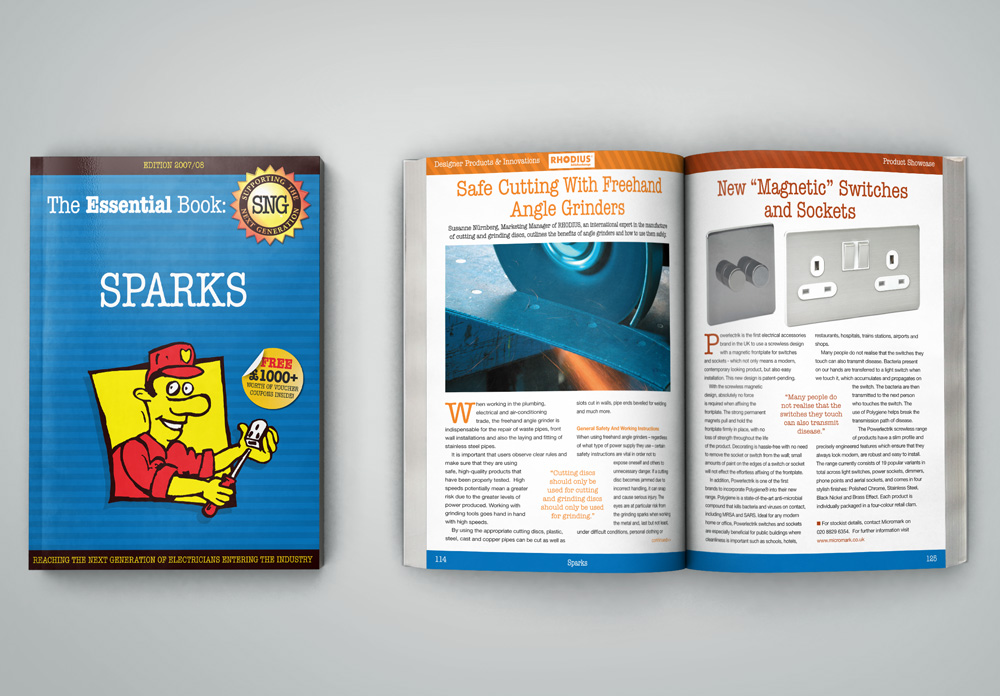 Sparks Directory