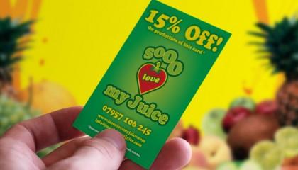 Sooo Love My Juice