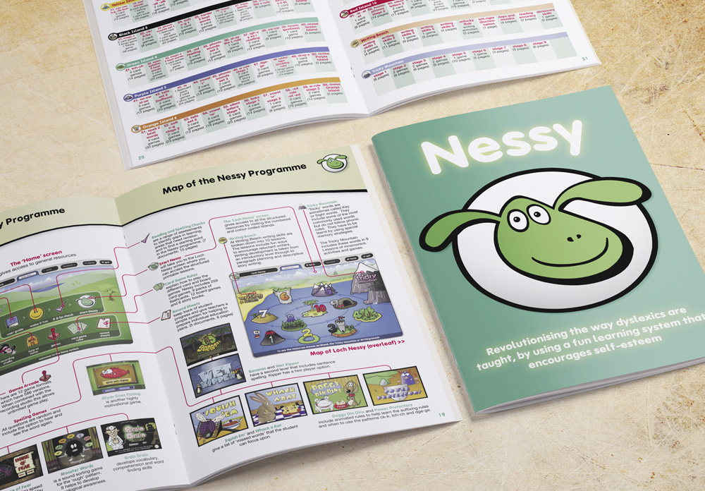 Nessy Learning Programme
