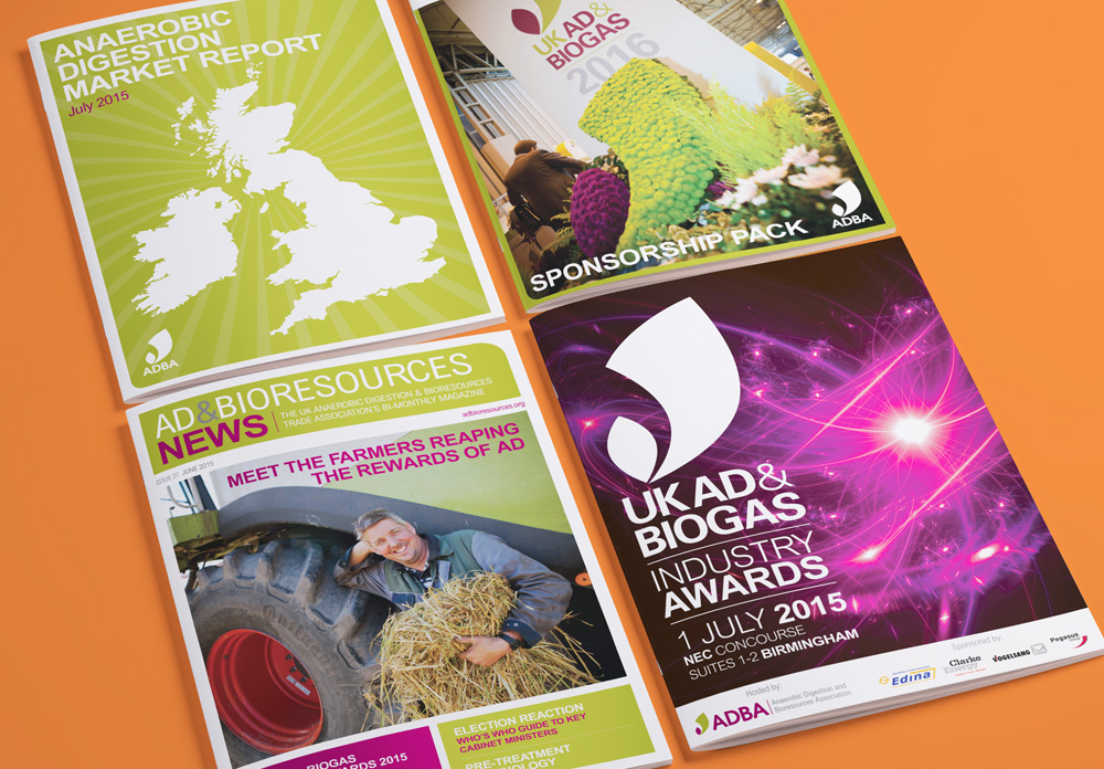 UK AD & Biogas 2015 awards booklet