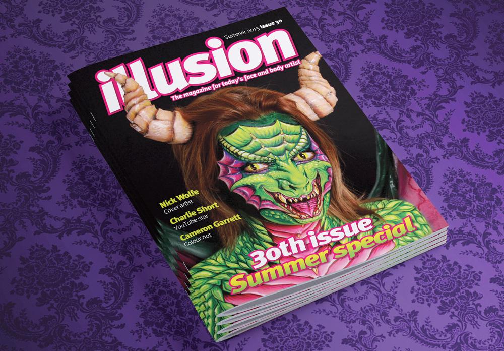 illusion magazine summer 2015