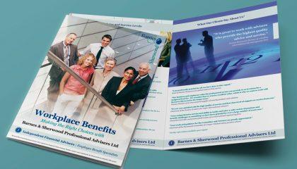Barnes & Sherwood brochure