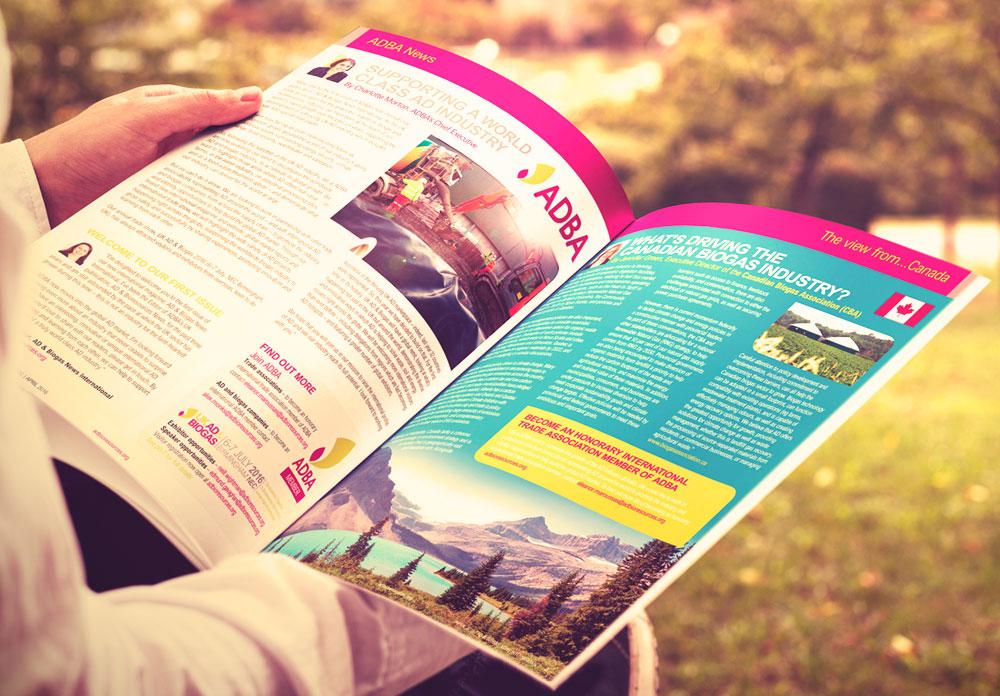 AD & Biogas news international