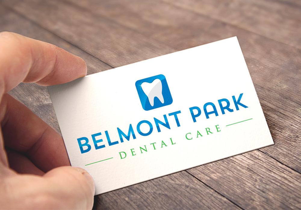 Belmont Park Dental care Logo
