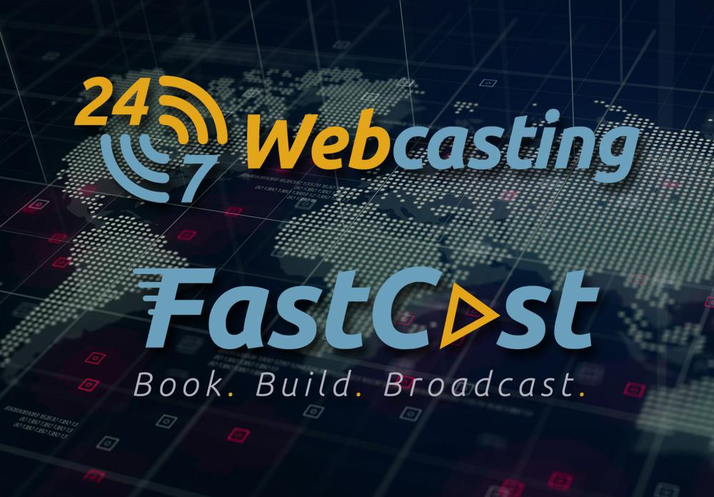 webcast logo design