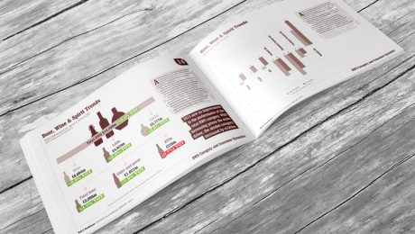 Hall & Woodhouse Premium Ale Insight Report Design