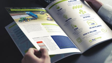 FM BioEnergy Brochure Design