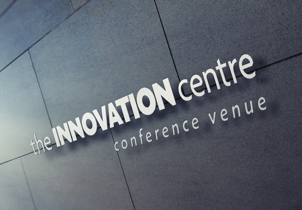 Uni of Bath Innovation Centre logo design