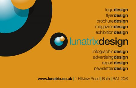 lunatrix business card